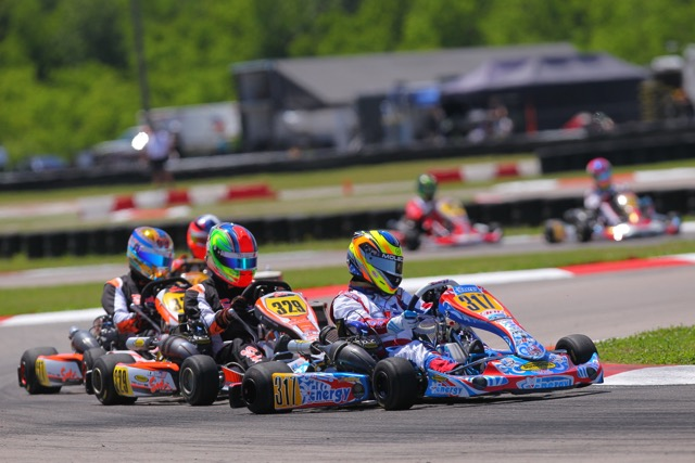 ENERGY KART USA SOLID IN NEW ORLEANS